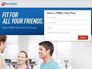 24 hour fitness referral program