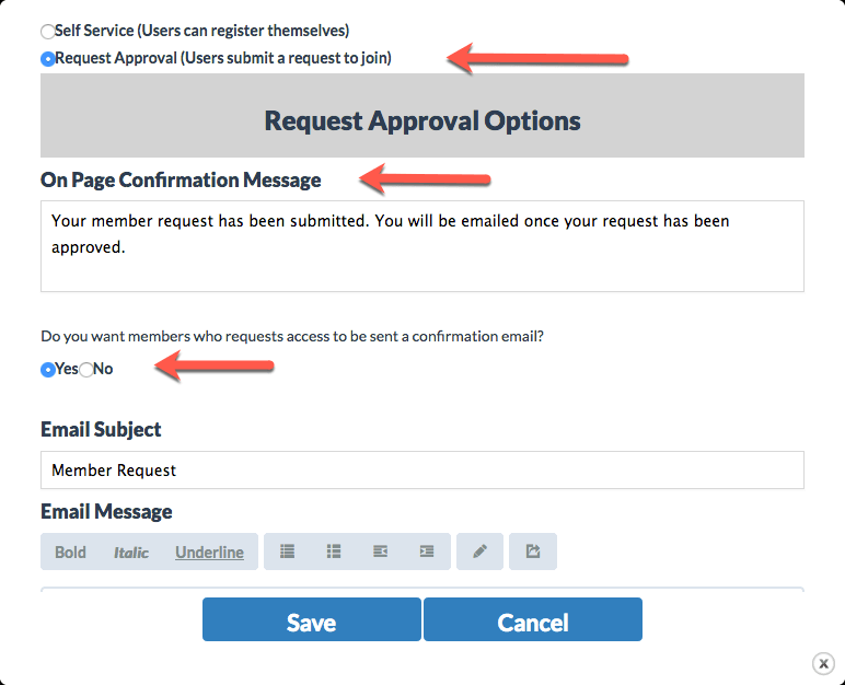request-approval-options