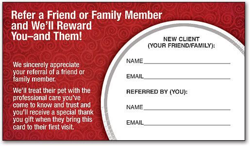 refer a friend or family member
