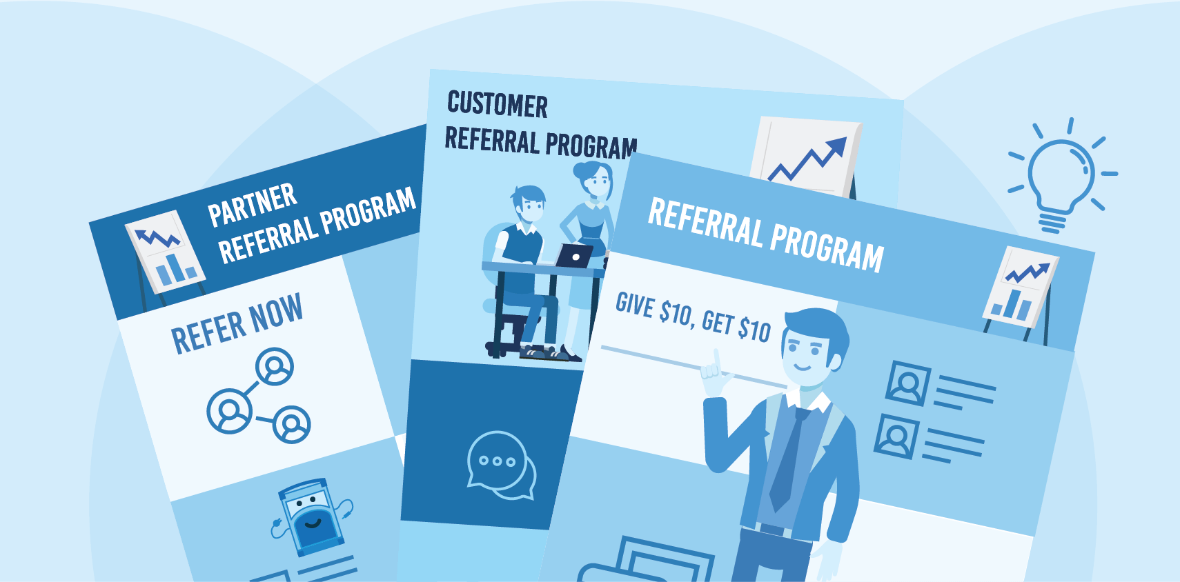 referral program template - a blueprint for killer conversions