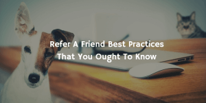 Refer A Friend Best Practices That You Ought To Know