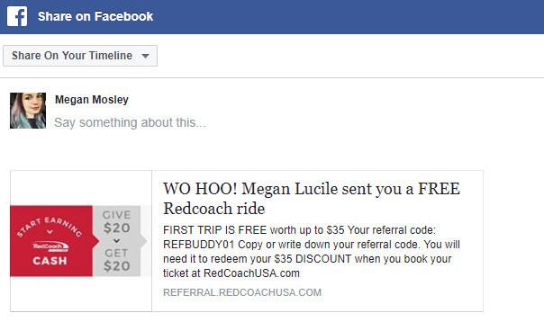 facebook redcoach