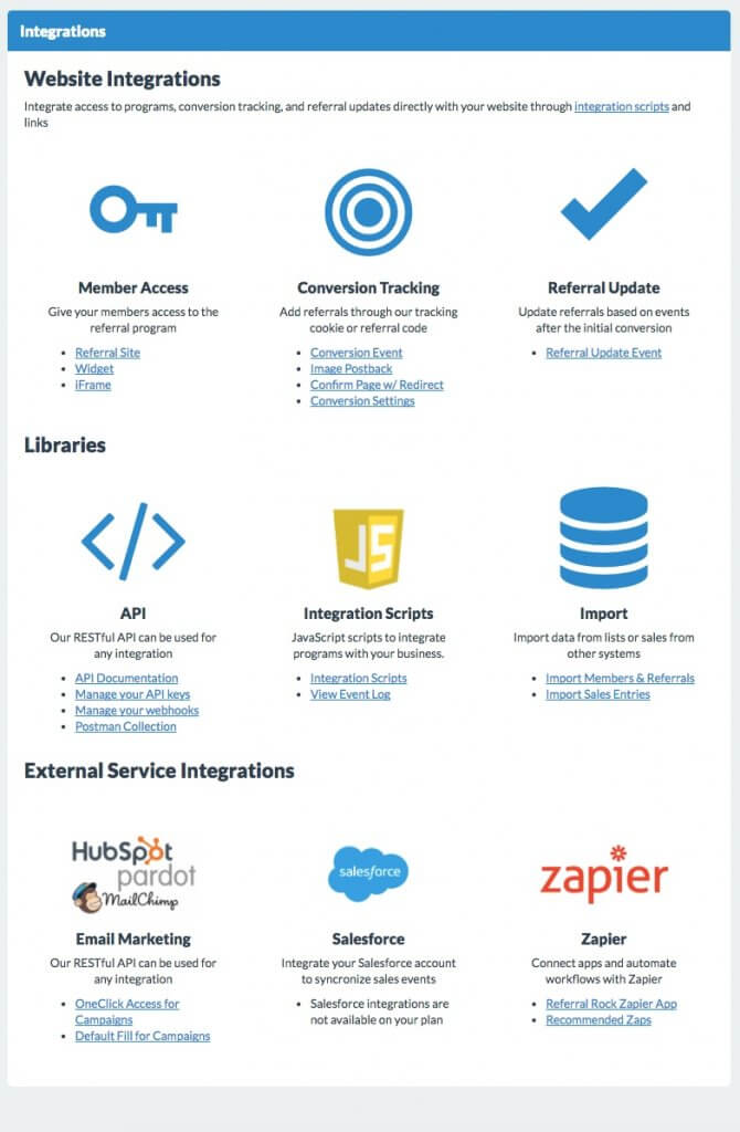 November 2017: Integrations and Zapier Launch 1