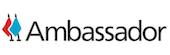 Ambassador website logo - a referral software