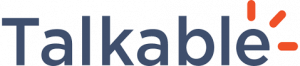 talkable website logo - a referral software