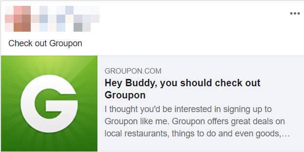 groupon message 1