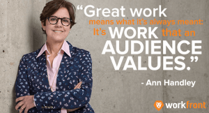 B2B Marketing Influencer Ann Handley