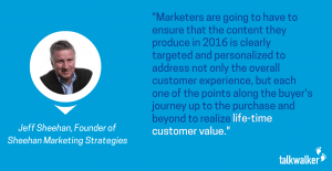 Marketing Influencer Jeff Sheehan