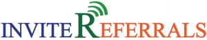 InviteReferrals website logo - a referral software