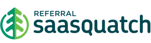 Referral SaaSquatch website logo - a referral software