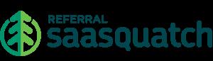 Referral SaaSquatch website logo - a referral software