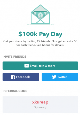referral code example