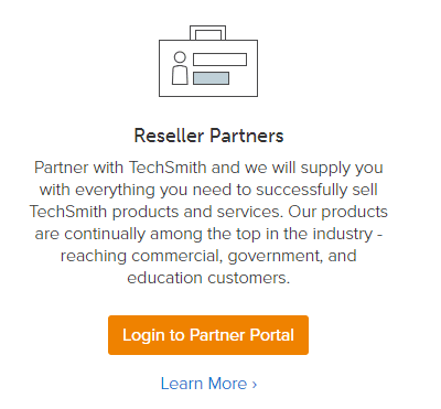 techsmith reseller partner