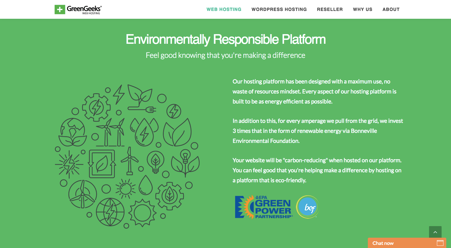 green geeks environmentally responsible message for accountable marketing