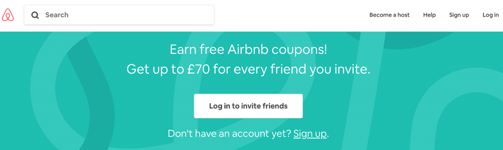 airbnb referral coupons