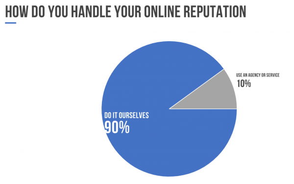 handling online reputation