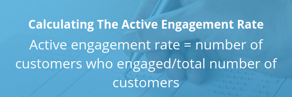 calculating the active engagement rate for your referral program formula