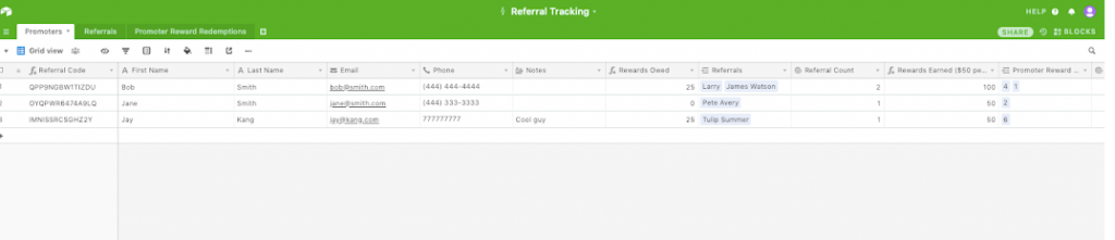 How to Set up and Track Your Referrals Guide + [DOWNLOAD