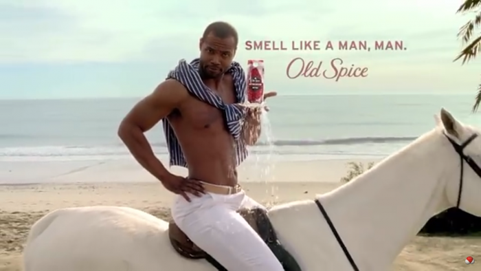 Old Spice ad