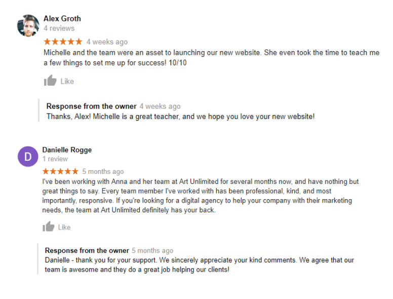 Monitoring Reviews Of Your Business - Referral Rock Blog