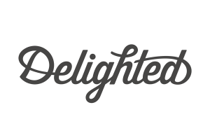 Delighted company logo