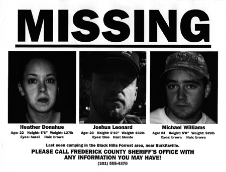 The Blair WItch's viral marketing strategy