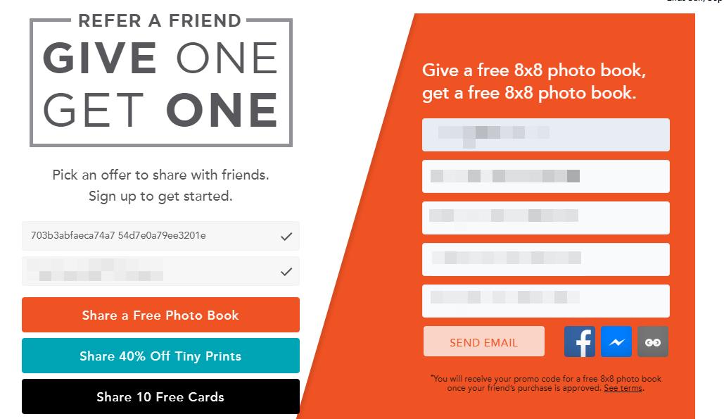 refer a friend program example