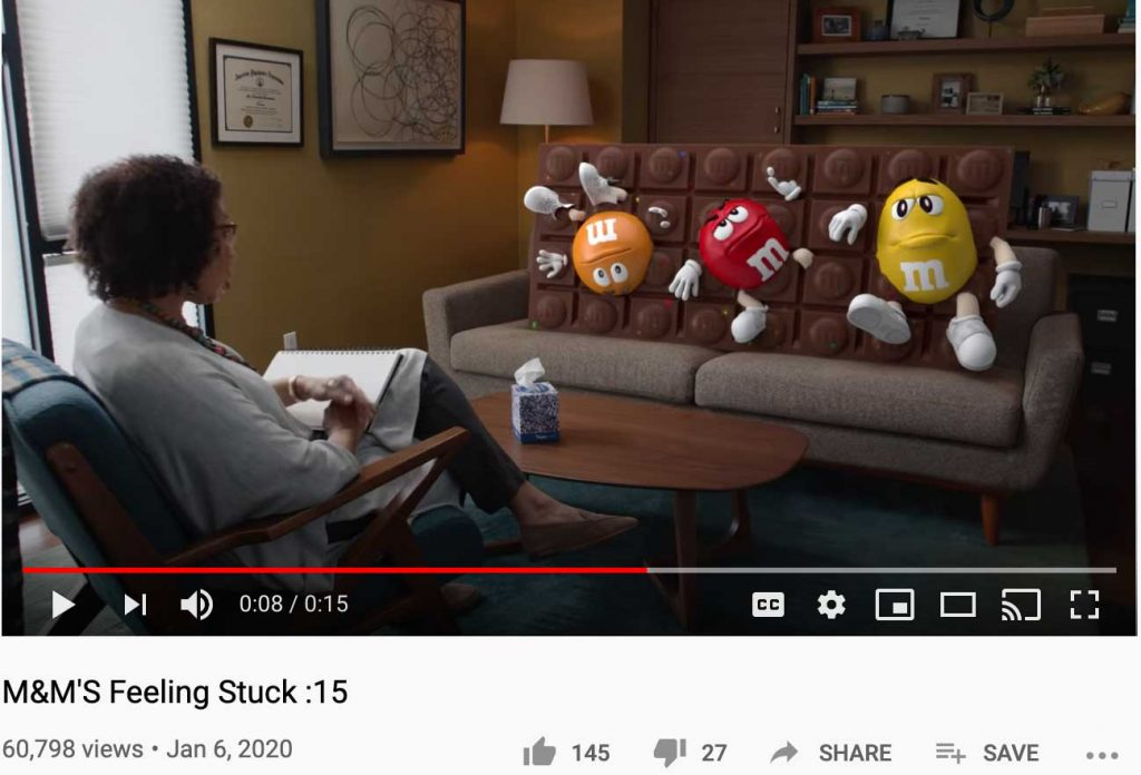feeling-stuck-m&ms-youtube