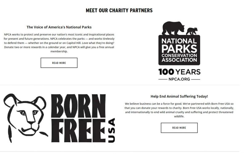 body shop charitable donations