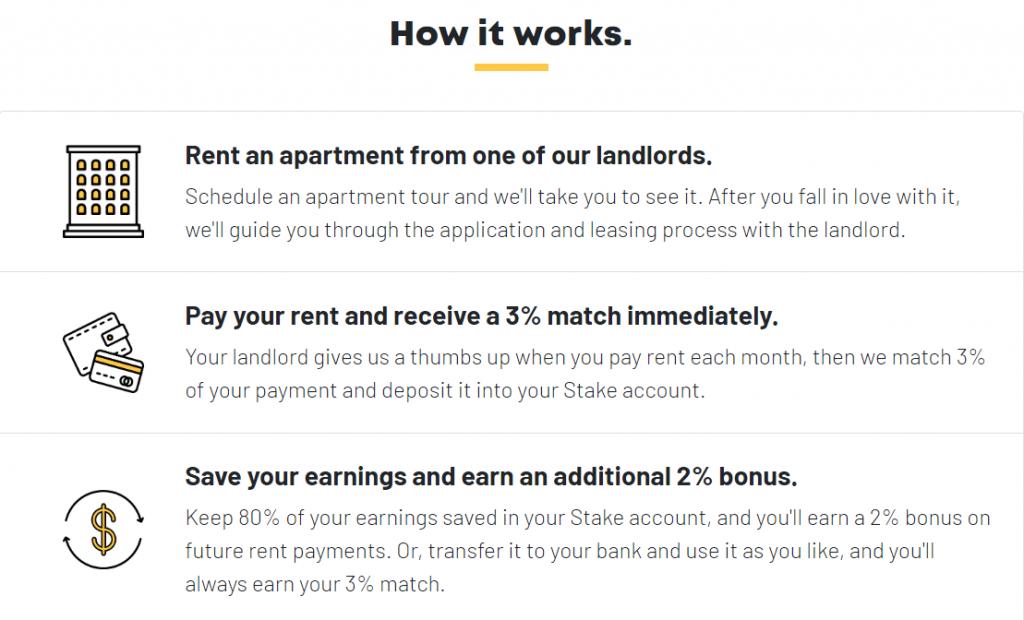 stake rent rewards