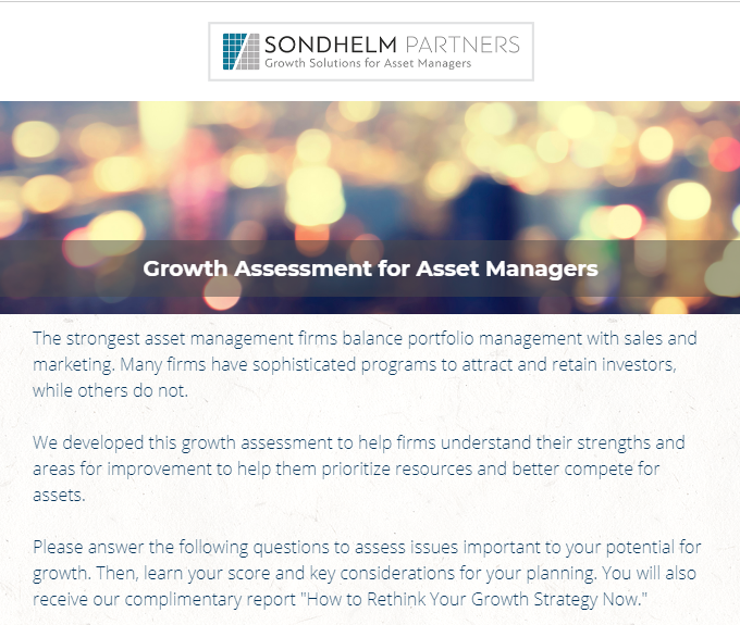 Sondhelm Partners growth assessment