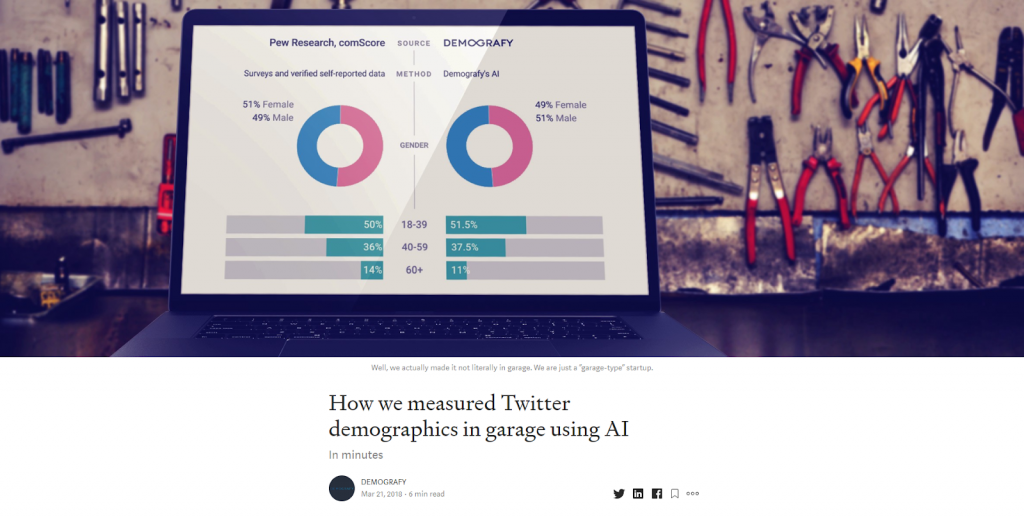 demografy medium article