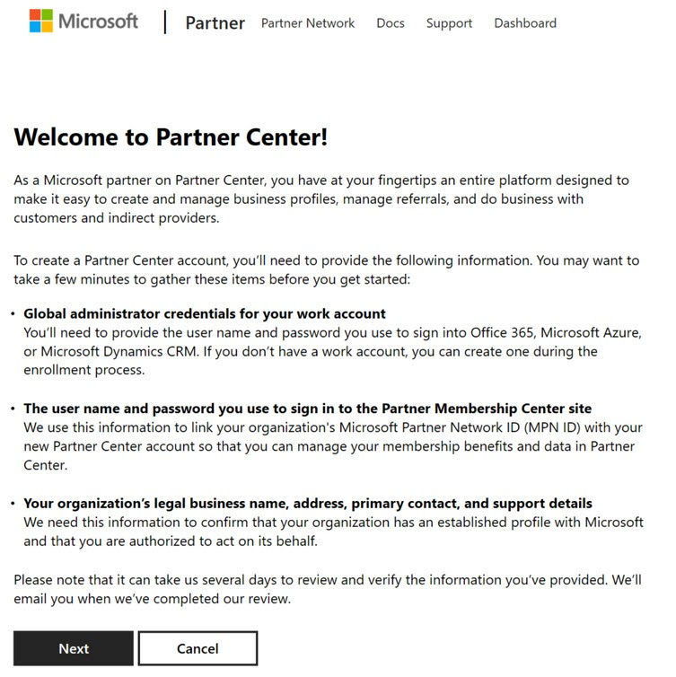 channel partner agreement