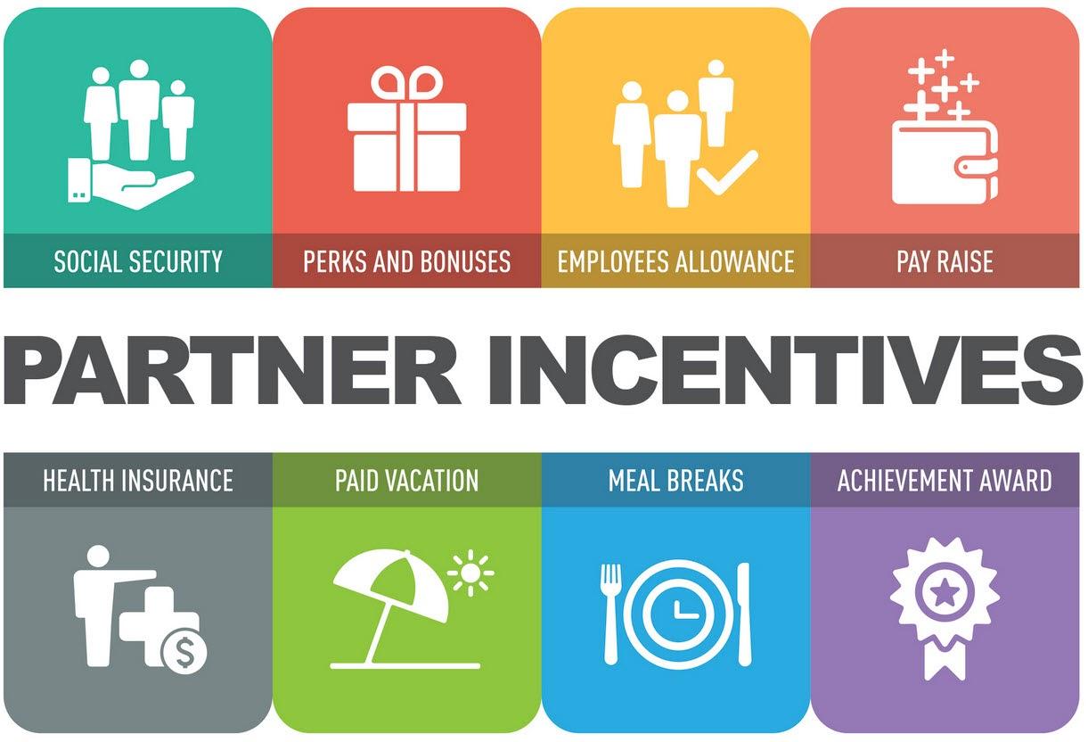incentivize channel partners