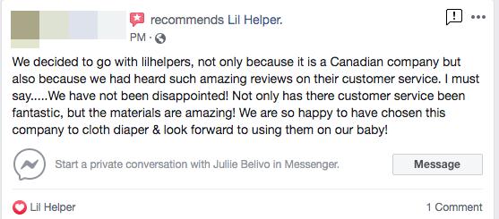 lil helper customer service
