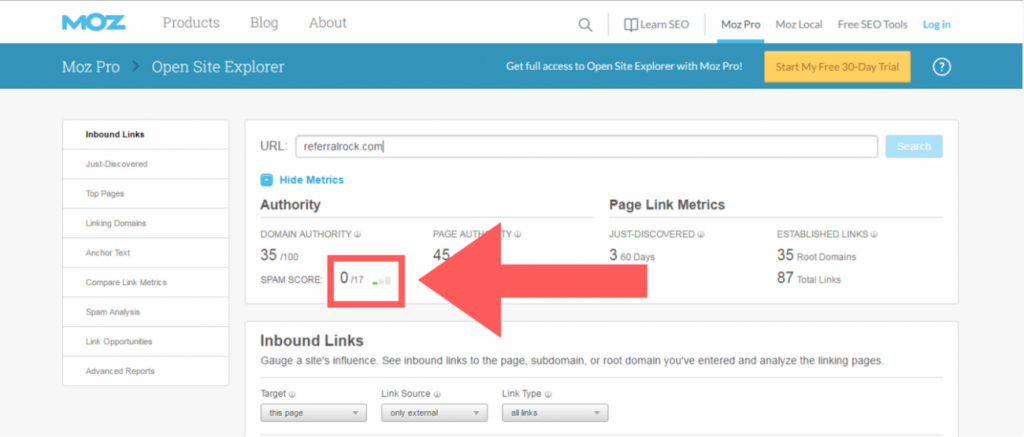 moz open explorer screenshot 2