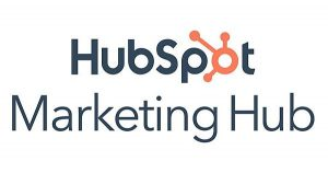 hubspot marketing hub logo