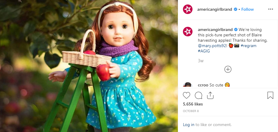 doll brand instagram page