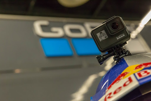 red bull and gopro