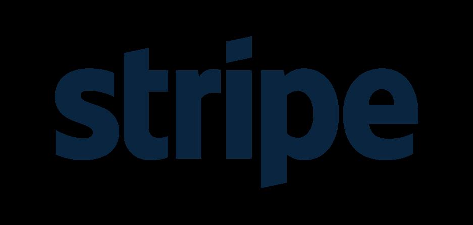 Stripe wordmark - slate_sm